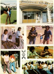 Page 10, 1981 Edition, Phoenix Indian High School - Redskin Yearbook (Phoenix, AZ) online yearbook collection