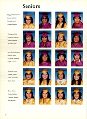 Page 16, 1981 Edition, Phoenix Indian High School - Redskin Yearbook (Phoenix, AZ) online yearbook collection
