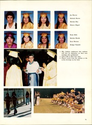 Page 17, 1981 Edition, Phoenix Indian High School - Redskin Yearbook (Phoenix, AZ) online yearbook collection
