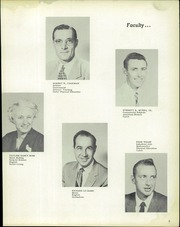 Page 13, 1958 Edition, Salome High School - Odyssey Yearbook (Salome, AZ) online yearbook collection