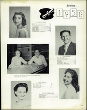 Page 15, 1958 Edition, Salome High School - Odyssey Yearbook (Salome, AZ) online yearbook collection