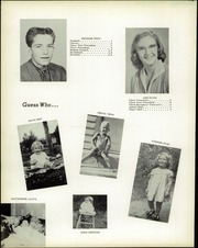 Page 16, 1958 Edition, Salome High School - Odyssey Yearbook (Salome, AZ) online yearbook collection