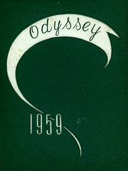 1959 Edition, Salome High School - Odyssey Yearbook (Salome, AZ)