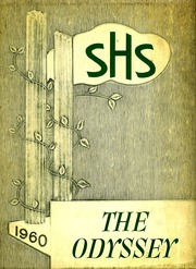 1960 Edition, Salome High School - Odyssey Yearbook (Salome, AZ)