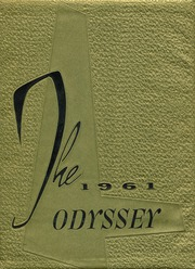 1961 Edition, Salome High School - Odyssey Yearbook (Salome, AZ)