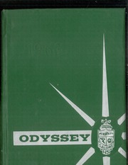 1963 Edition, Salome High School - Odyssey Yearbook (Salome, AZ)