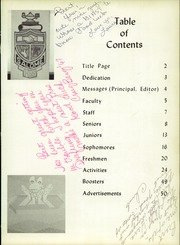 Page 5, 1966 Edition, Salome High School - Odyssey Yearbook (Salome, AZ) online yearbook collection
