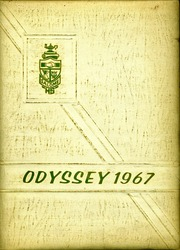 1967 Edition, Salome High School - Odyssey Yearbook (Salome, AZ)