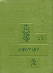 1968 Edition, Salome High School - Odyssey Yearbook (Salome, AZ)