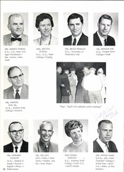 Page 14, 1966 Edition, Window Rock High School - Tse Ho Tso Yearbook (Fort Defiance, AZ) online yearbook collection