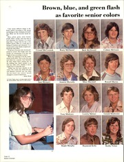 Page 16, 1978 Edition, Apache Junction High School - Prospector Yearbook (Apache Junction, AZ) online yearbook collection