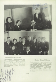 Page 16, 1938 Edition, San Pedro High School - Black and Gold Yearbook (San Pedro, CA) online yearbook collection