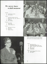 Page 12, 1955 Edition, San Pedro High School - Black and Gold Yearbook (San Pedro, CA) online yearbook collection