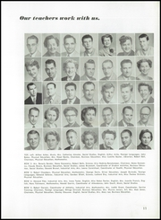Page 15, 1955 Edition, San Pedro High School - Black and Gold Yearbook (San Pedro, CA) online yearbook collection