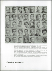 Page 16, 1955 Edition, San Pedro High School - Black and Gold Yearbook (San Pedro, CA) online yearbook collection