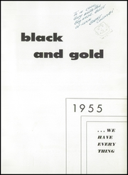 Page 5, 1955 Edition, San Pedro High School - Black and Gold Yearbook (San Pedro, CA) online yearbook collection