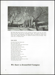 Page 6, 1955 Edition, San Pedro High School - Black and Gold Yearbook (San Pedro, CA) online yearbook collection