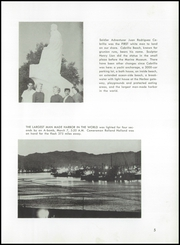Page 9, 1955 Edition, San Pedro High School - Black and Gold Yearbook (San Pedro, CA) online yearbook collection