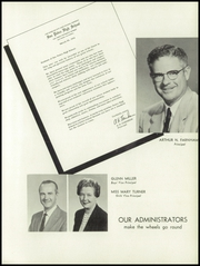 Page 13, 1956 Edition, San Pedro High School - Black and Gold Yearbook (San Pedro, CA) online yearbook collection