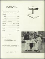 Page 7, 1956 Edition, San Pedro High School - Black and Gold Yearbook (San Pedro, CA) online yearbook collection