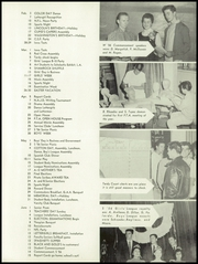 Page 9, 1956 Edition, San Pedro High School - Black and Gold Yearbook (San Pedro, CA) online yearbook collection