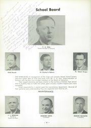 Page 10, 1957 Edition, Bisbee High School - Cuprite Yearbook (Bisbee, AZ) online yearbook collection