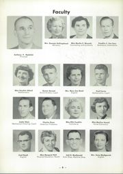 Page 12, 1957 Edition, Bisbee High School - Cuprite Yearbook (Bisbee, AZ) online yearbook collection