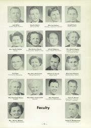 Page 13, 1957 Edition, Bisbee High School - Cuprite Yearbook (Bisbee, AZ) online yearbook collection