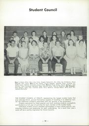 Page 14, 1957 Edition, Bisbee High School - Cuprite Yearbook (Bisbee, AZ) online yearbook collection
