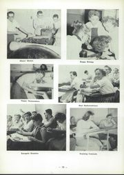 Page 16, 1957 Edition, Bisbee High School - Cuprite Yearbook (Bisbee, AZ) online yearbook collection