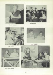 Page 17, 1957 Edition, Bisbee High School - Cuprite Yearbook (Bisbee, AZ) online yearbook collection