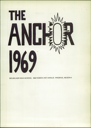 Page 5, 1969 Edition, Bourgade High School - Anchor Yearbook (Phoenix, AZ) online yearbook collection