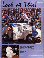 Page 5, 1987 Edition, Deer Valley High School - Soaring Yearbook (Glendale, AZ) online yearbook collection
