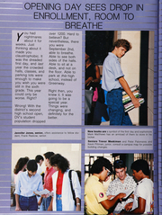 Page 8, 1987 Edition, Deer Valley High School - Soaring Yearbook (Glendale, AZ) online yearbook collection