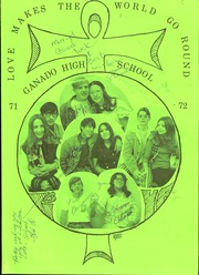 Page 5, 1972 Edition, Ganado High School - Hornet Yearbook (Ganado, AZ) online yearbook collection
