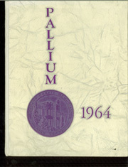1964 Edition, Bishop Conaty Memorial High School - Pallium Yearbook (Los Angeles, CA)