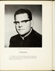 Page 12, 1964 Edition, Bishop Conaty Memorial High School - Pallium Yearbook (Los Angeles, CA) online yearbook collection