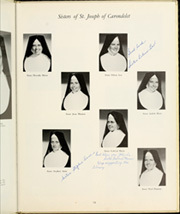 Page 17, 1964 Edition, Bishop Conaty Memorial High School - Pallium Yearbook (Los Angeles, CA) online yearbook collection