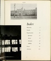 Page 7, 1964 Edition, Bishop Conaty Memorial High School - Pallium Yearbook (Los Angeles, CA) online yearbook collection