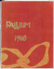 1968 Edition, Bishop Conaty Memorial High School - Pallium Yearbook (Los Angeles, CA)
