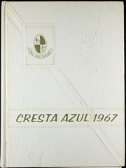 1967 Edition, Pinetop Lakeside High School - Cresta Azul Yearbook (Lakeside, AZ)