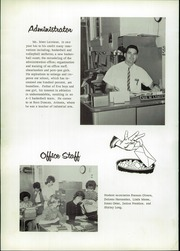 Page 10, 1964 Edition, Mayer High School - Cat Tracks Yearbook (Mayer, AZ) online yearbook collection