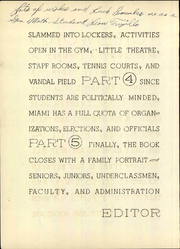 Page 10, 1941 Edition, Miami High School - Concentrator Yearbook (Miami, AZ) online yearbook collection