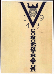 Page 1, 1943 Edition, Miami High School - Concentrator Yearbook (Miami, AZ) online yearbook collection