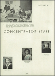Page 10, 1945 Edition, Miami High School - Concentrator Yearbook (Miami, AZ) online yearbook collection