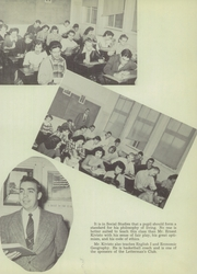 Page 13, 1949 Edition, Miami High School - Concentrator Yearbook (Miami, AZ) online yearbook collection