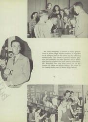 Page 14, 1949 Edition, Miami High School - Concentrator Yearbook (Miami, AZ) online yearbook collection