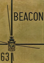 1963 Edition, Phoenix Christian High School - Beacon Yearbook (Phoenix, AZ)