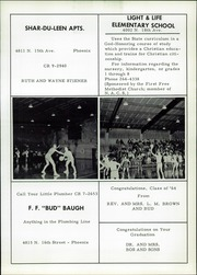 Page 132, 1964 Edition, Phoenix Christian High School - Beacon Yearbook (Phoenix, AZ) online yearbook collection
