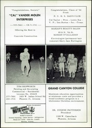 Page 134, 1964 Edition, Phoenix Christian High School - Beacon Yearbook (Phoenix, AZ) online yearbook collection